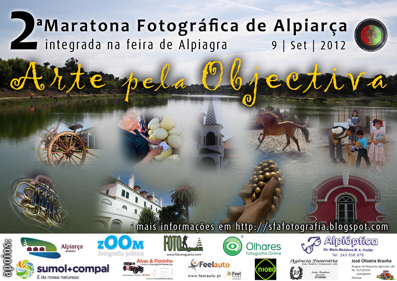 2ª Maratona Fotográfica - cartaz A3.1