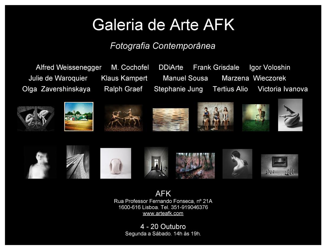 AFK Exposição