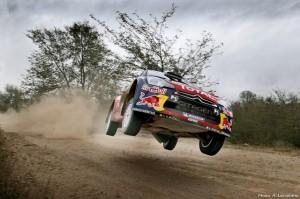 Mikko Hirvonen / Jarmo Lehtinen - Citroen DS3 WRC