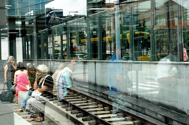 Reflexos Urbanidade Autor: Mário João Freitas Mesquita