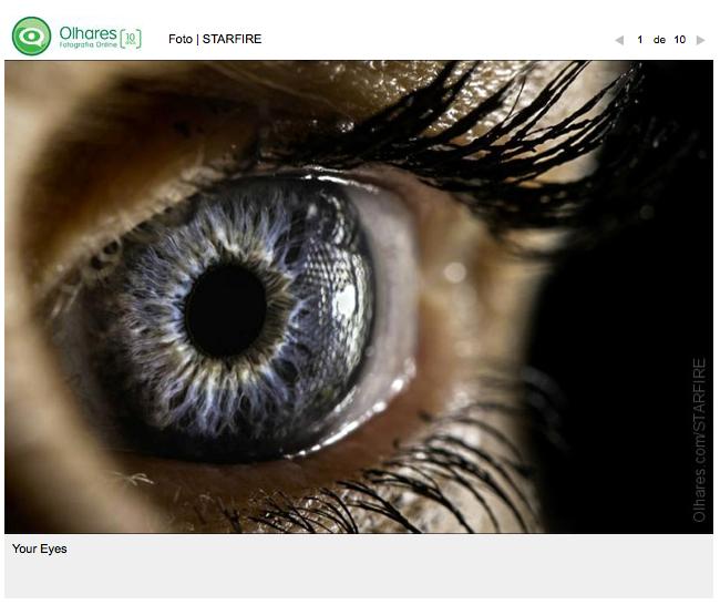 Olhares.com, Visão, fotogaleria