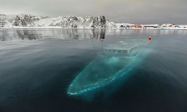 Antártica © Ruslan Eliseev