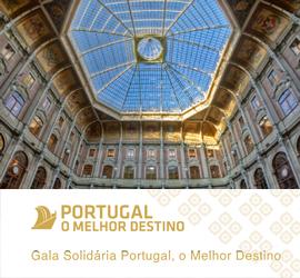 Gala Solidária Portugal, o Melhor Destino
