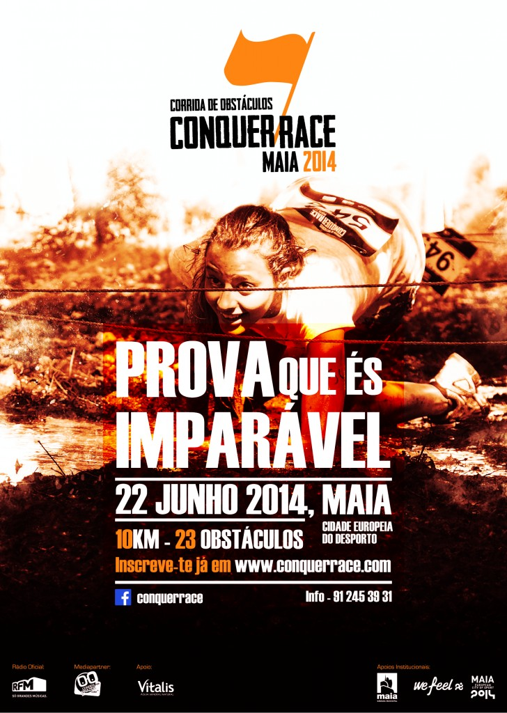 Conquer Race 2014