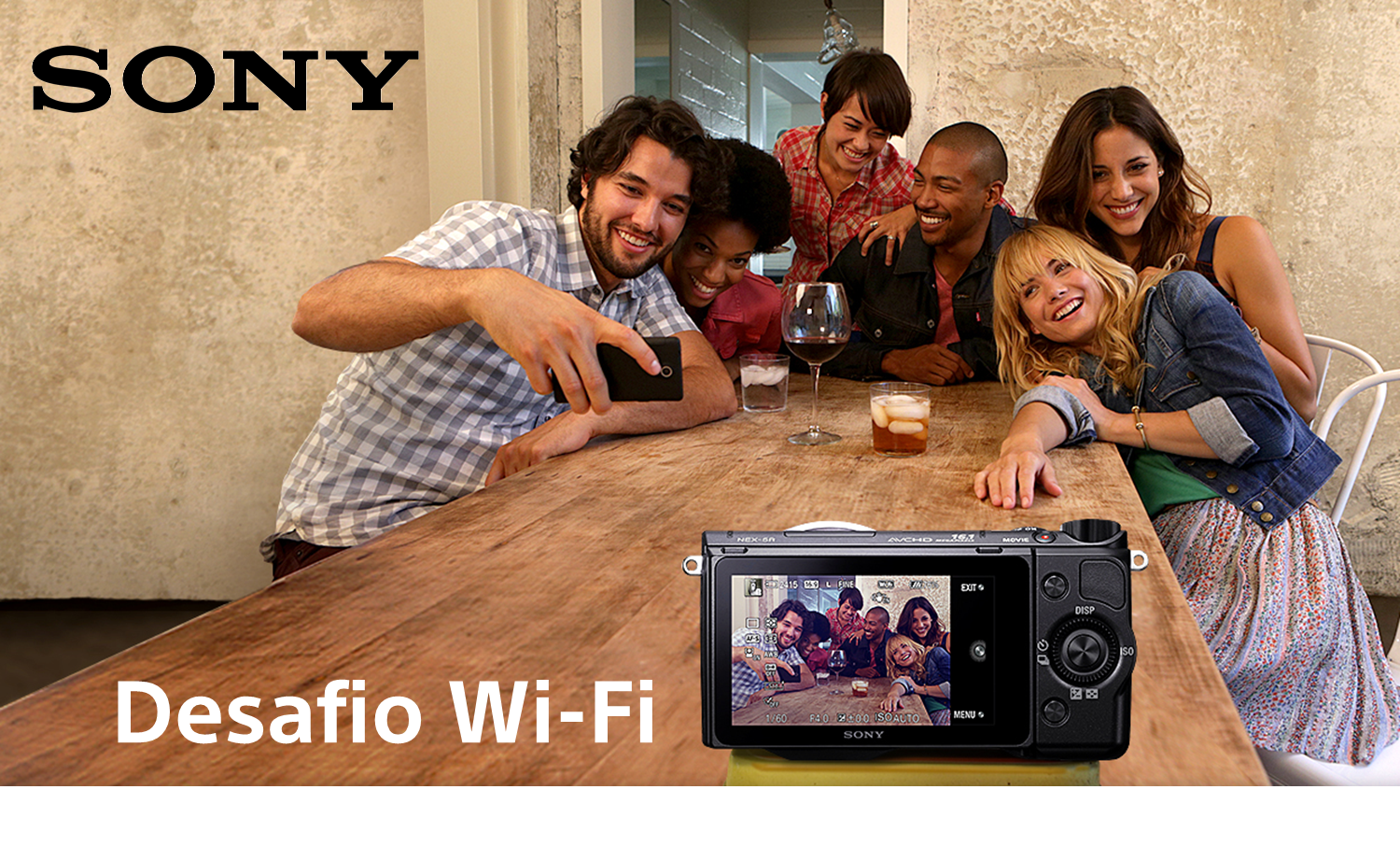 sonydesafiowifi