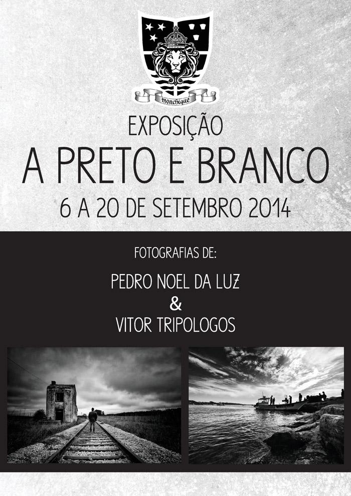 Exposicao de Fotografia de Pedro Noel da Luz e Vitor Tripologos