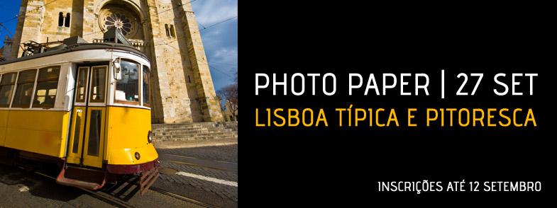 Photo-paper Lisboa