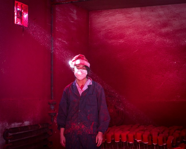 © Ronghui Chen - Christmas Factory
