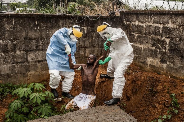 © Pete Muller -  Ebola in Sierra Leone