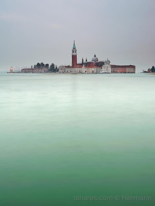 A minha Veneza © Hermann