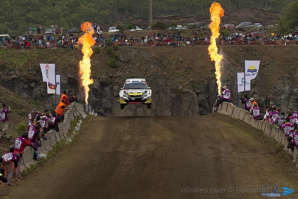 Sata Azores Rally IRC © Benjamim Vieira