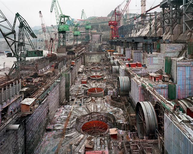 Dam #6 - Three Gorges Dam Project, Yangtze River, China, 2005