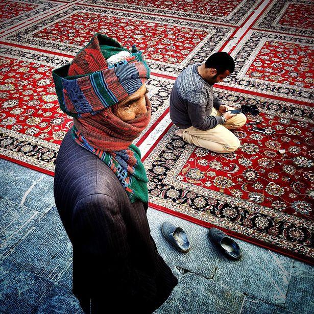 Hamed Nazari, Iran, 'Pilgrim'