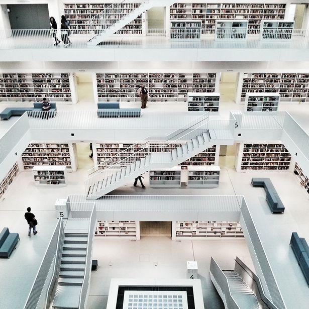 Gerard Trang, France, 'Library'