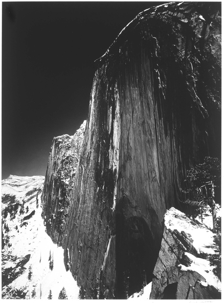 1927-monolith-the-face-of-half-dome-ansel-adams-757x1024