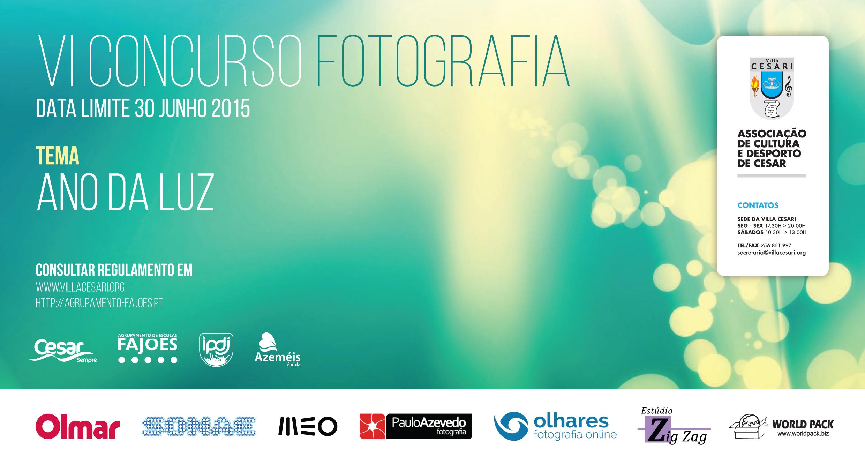 VI Concurso Fotografia