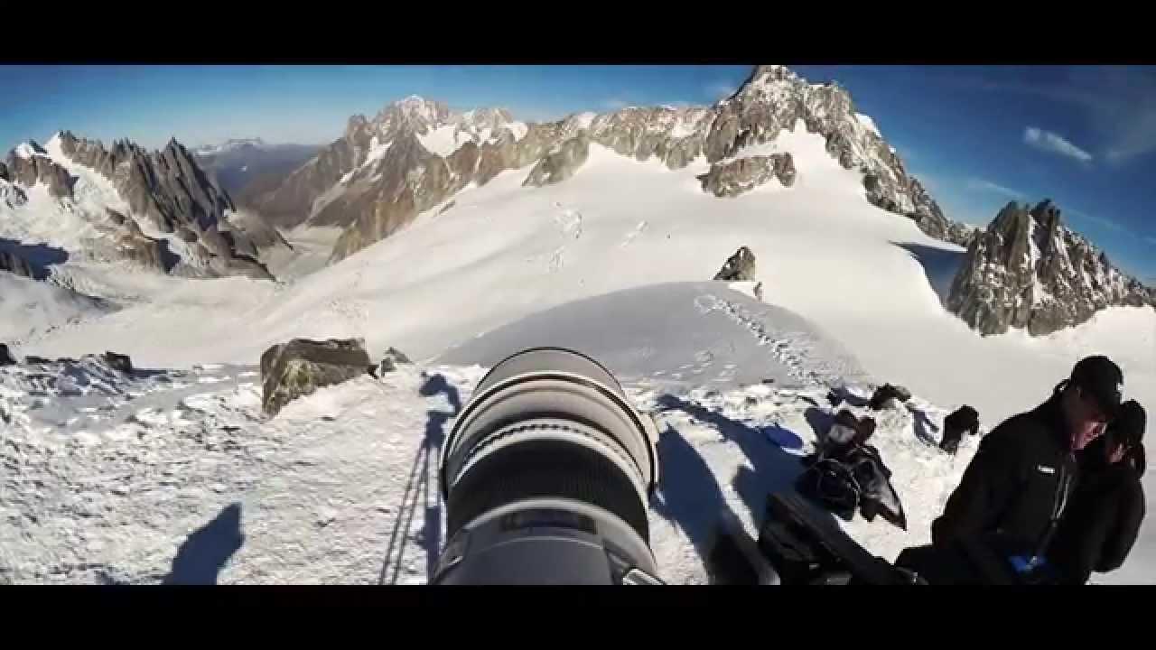 Mont Blanc – Panorâmica com 70.000 imagens com 365 Gigapíxeis!