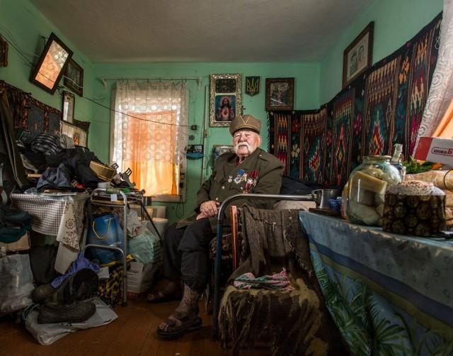 Veterans - Sasha Maslov