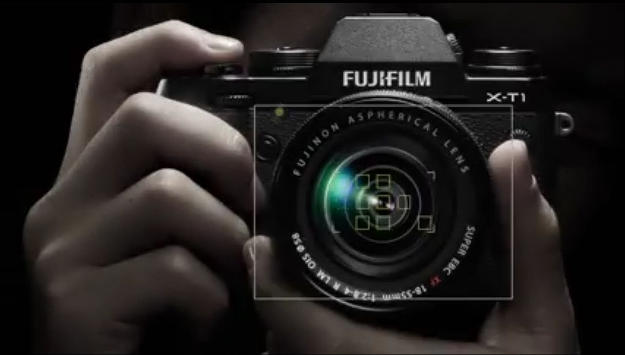 FUJIFILM X-T1 firmware version 4.00