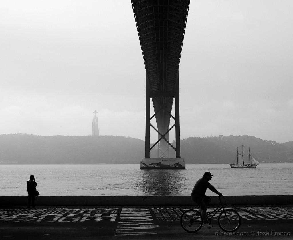 Alcântara, Lisboa © José Branco