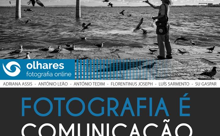 Fotografia é Comunicação exposição Olhares