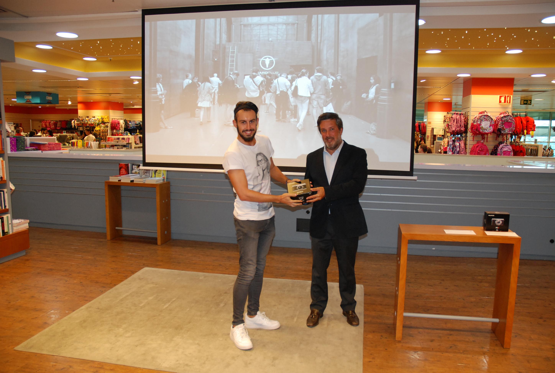2.º Prémio: Bruno Coelho   FUJIFILM X30; Jantar para 2 no restaurante do El Corte Inglés; 1 Assinatura digital à escolha do Grupo Impresa (1 ano)