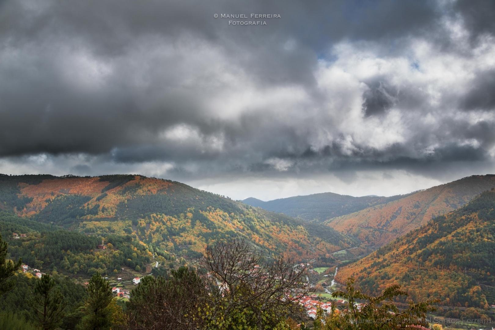 © Manuel Santos Ferreira - Outono no vale do Zêzere