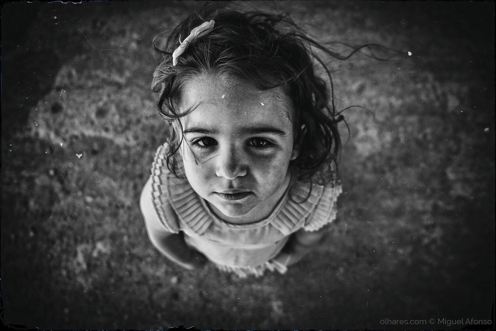 © Miguel Afonso - A inocência no olhar