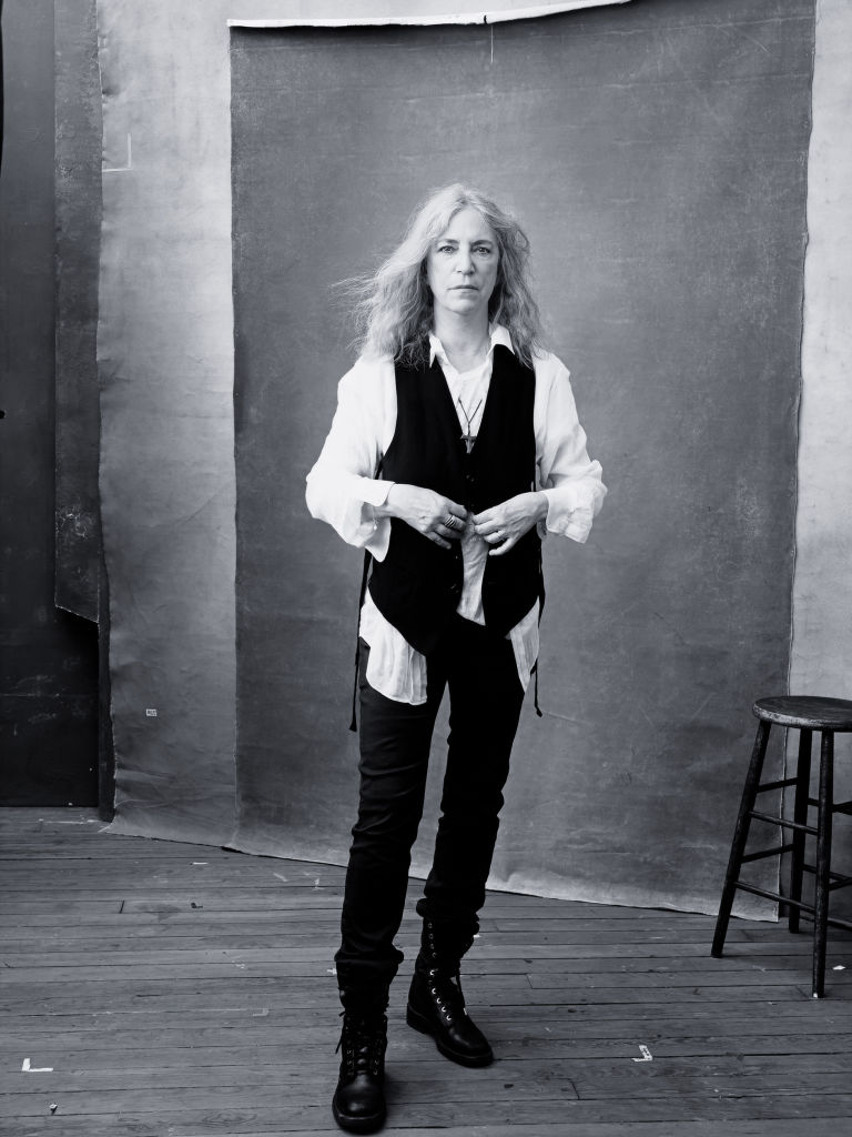 Novembro, Patti Smith.