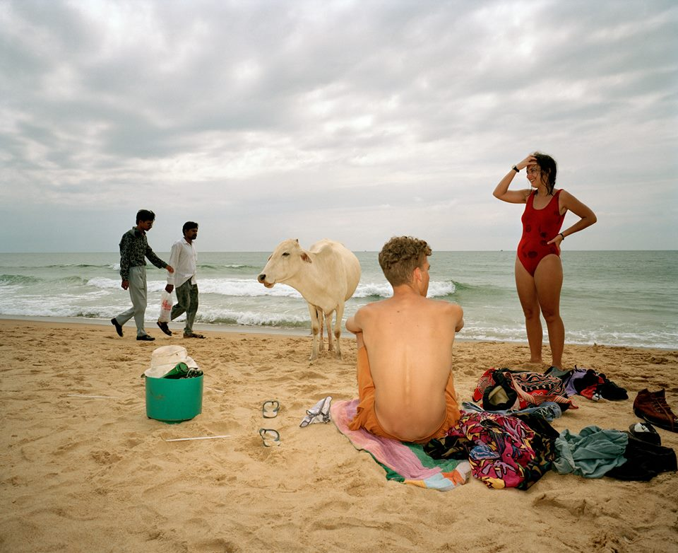 Goa, India. 1993. © MartinParr/ MagnumPhotos.