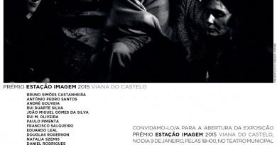 6ª edição do prémio de fotojornalismo Estação Imagem 2015 Viana do Castelo