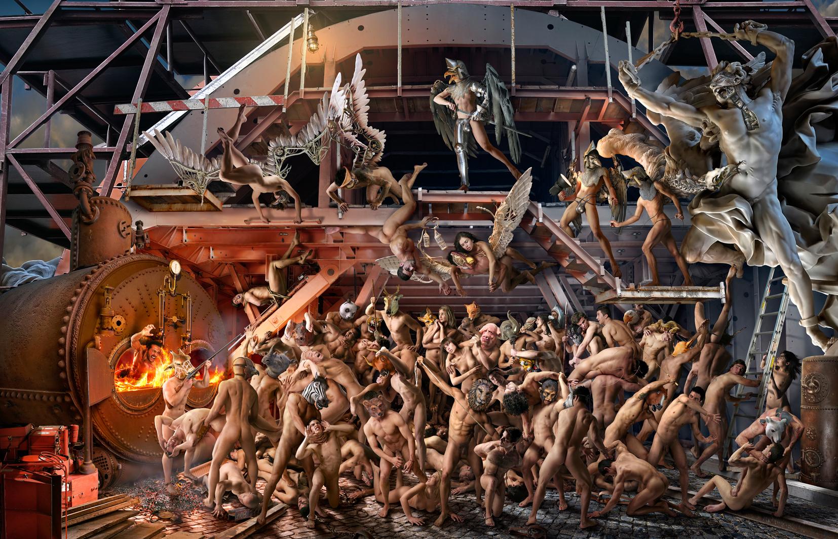 © Diamantino Jesus - Extiction Extremis | Categoria Ilustração