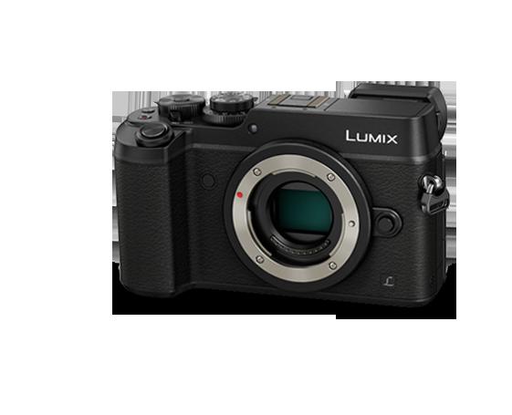 Panasonic Lumix-GX8