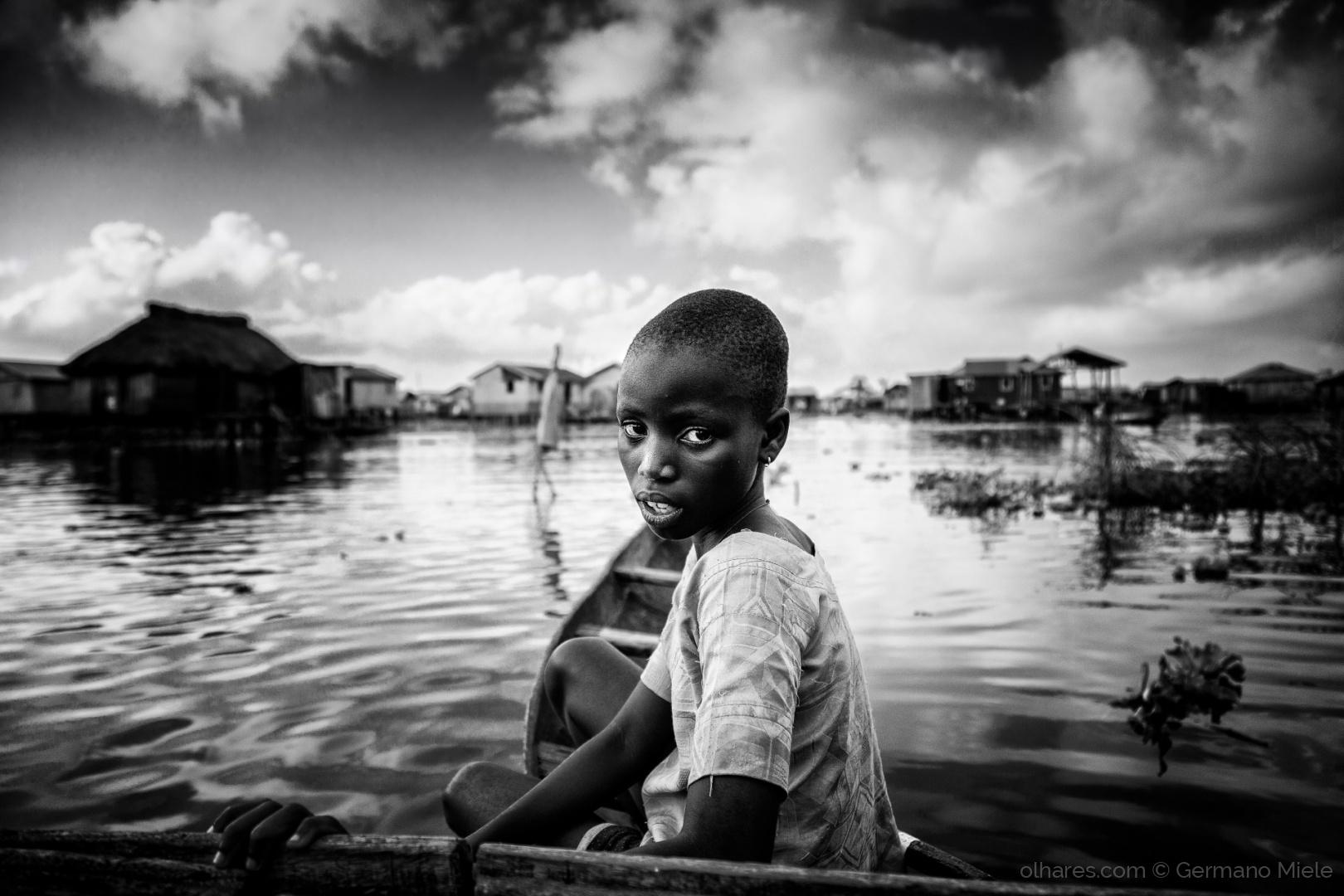© Germano Miele - Olhar na lagoa