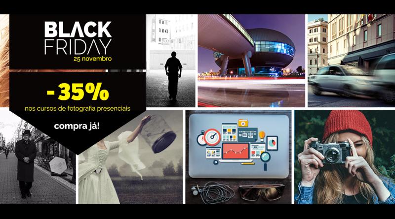 Black Friday – dia 25 de novembro – Academia Olhares