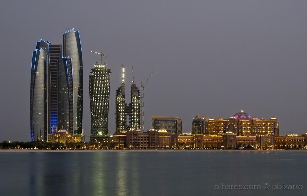 © pbizarro - Abu Dhabi Skyline #2