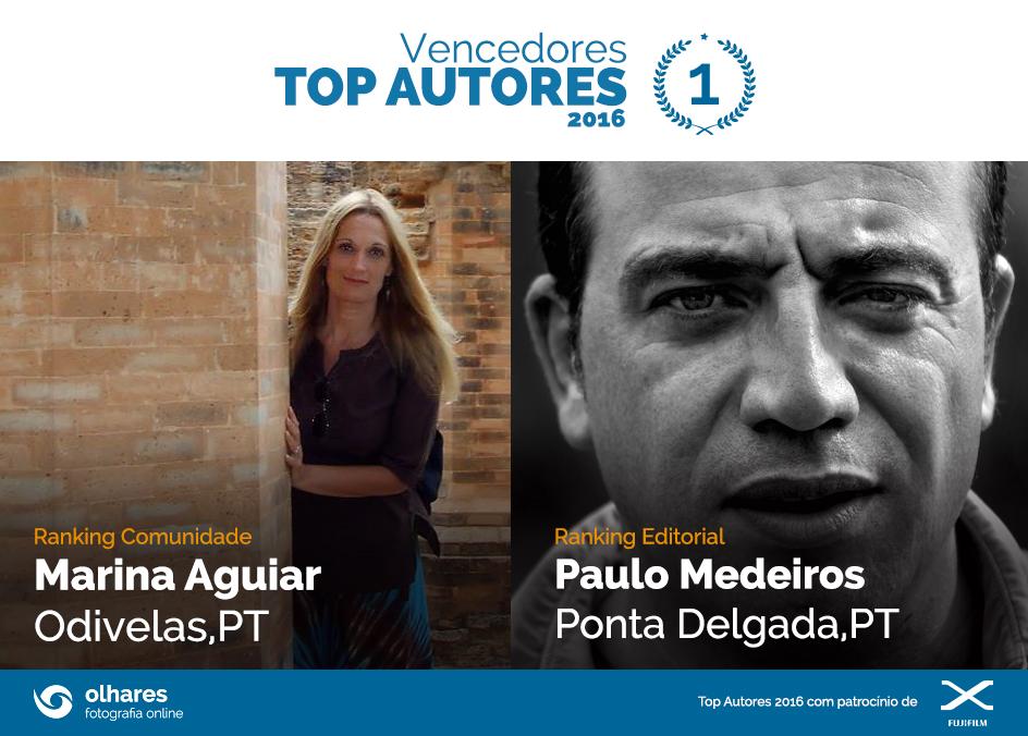 Top Autores 2016
