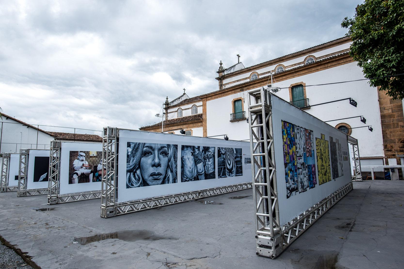 """Exposição """"Convocatoria em Foco""""- 12ºParaty em Foco - Foto: Nereu Jr / PEF"""