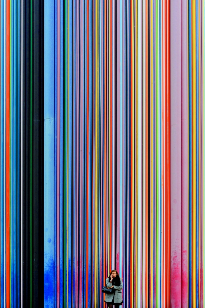 © Jose Antoine Costa - Phone call from the barcode