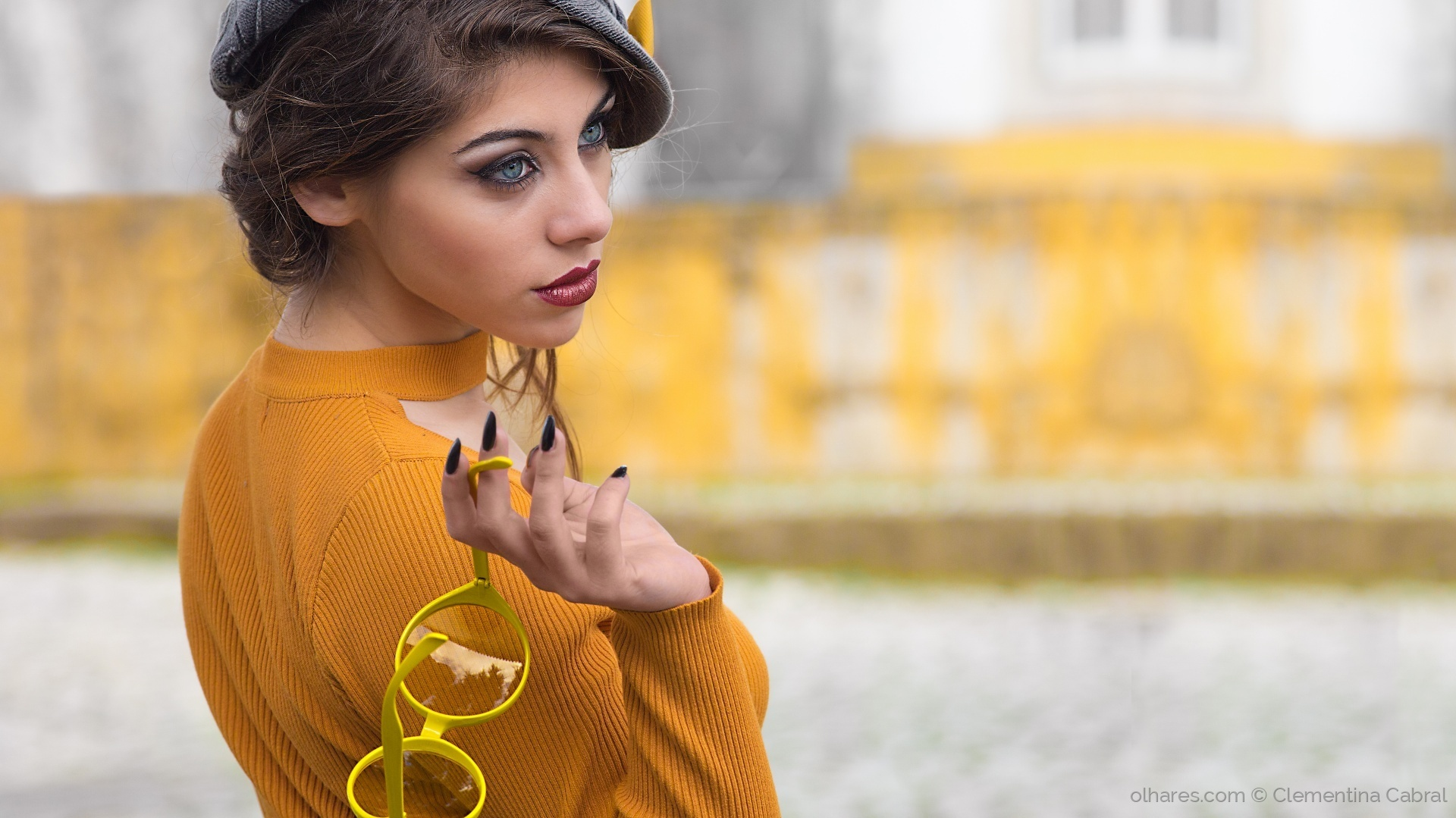 © Clementina Cabral – Hello Yellow!