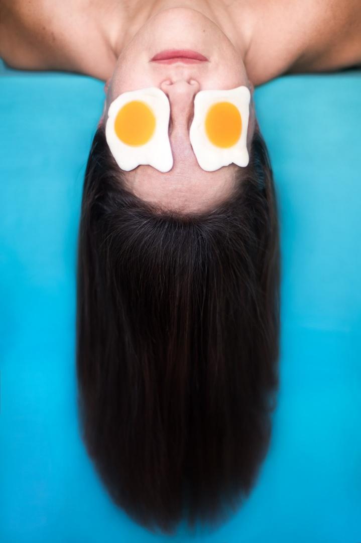 © Manuel G - ovos estrelados desafiando a gravidade