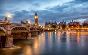 © Luis Sousa Lobo - London Twilight