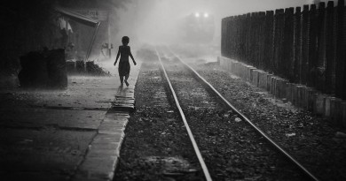 © António Carreira - The rain rails
