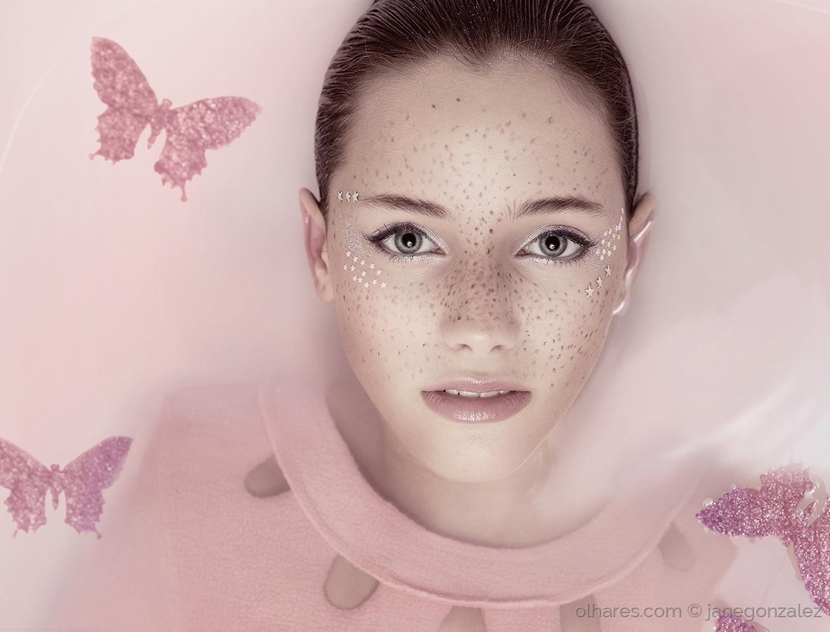 © janegonzalez Rose Butterfly