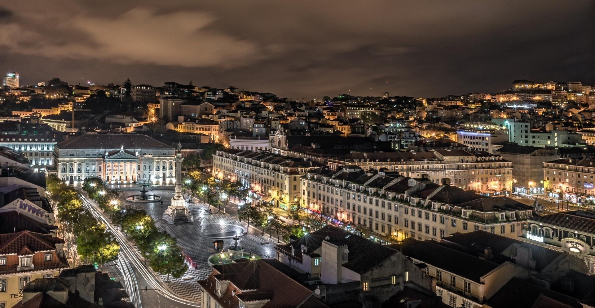 © Marcos Ribeiro  - Lisboa pela noite