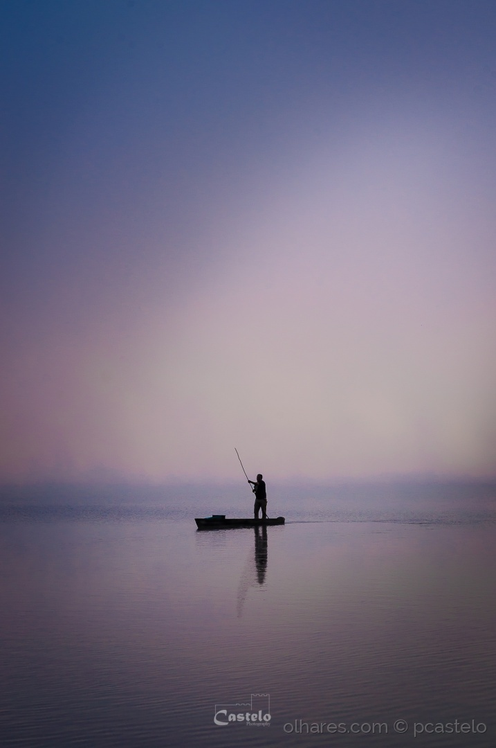 © pcastelo - Fishing Man