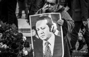 Um ano após a morte de Mário Soares – Rodrigo Cabrita