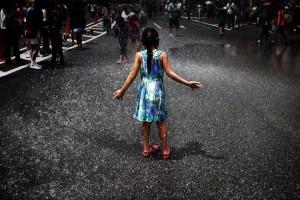 © Maria do Carmo - Festival da água em Tóquio