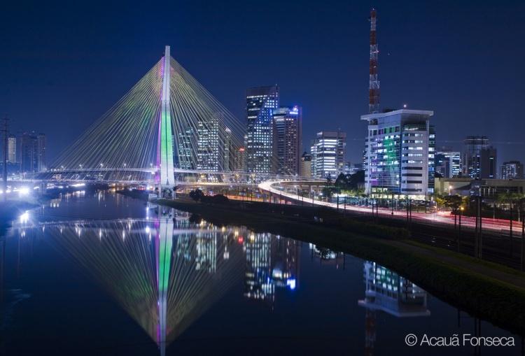 © Acauã Fonseca - Marginal Pinheiros, São Paulo