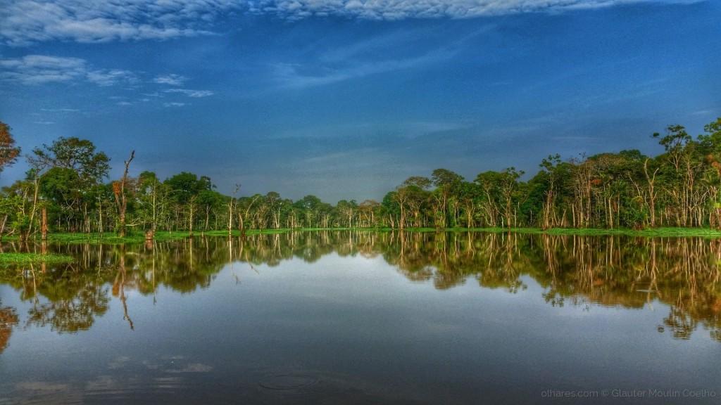 © Glauter Moulin Coelho - Rio Amazonas
